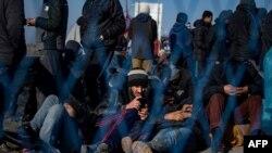 Izbeglice i migranti, Šid