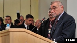 Stjepan Mesić u Sarajevu