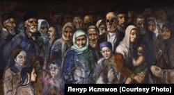 Рустем Эминов. Между прошлым и будущим (Из собрания Ленура Ислямова)
