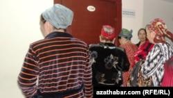 Медицинское учреждение Туркменистана (иллюстративное фото)