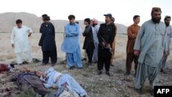 Белуджистан провинциясында шийттер мінген автобусқа белгісіз біреулер оқ жаудырып, 26 адамды мерт етті. 20 қыркүйек 2011 ж.