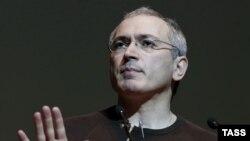 Ресейлік бұрынғы олигарх Михаил Ходорковский.