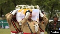 Islamabad, 9 maj 2015.