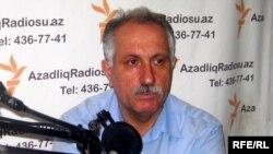 Директор информационного агентства Turan Мехман Алиев, 2010
