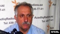 Mehman Əliyev - Turan İnformasiya Agentliyinin rəhbəri
