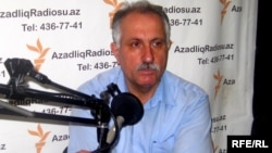 Директор азербайджанского информационного агентства Turan Мехман Алиев