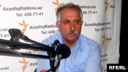 Azerbaijan -- Mehman Aliyev, Director of Turan News Agency, 05Jul2010