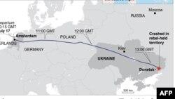 Нідерланди готують оприлюднення результатів розслідування щодо катастрофи рейсу MH17