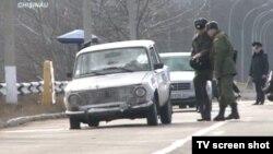Moldovada rus sülhməramlıları (Arxiv)