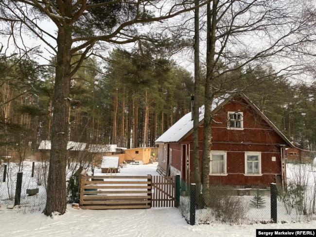 Дом родителей Матвея Кучерова