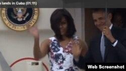 Barack və Michelle Obama