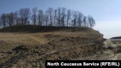 Зильгинское городище, памятник аланской культуры, Северная Осетия / Zilginskoe fortification, a monument of Alan culture, North Ossetia