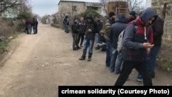 Обыски в Крыму, 27 марта 2019 года