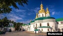 Крестовоздвиженская церковь Киево-Печерской лавры