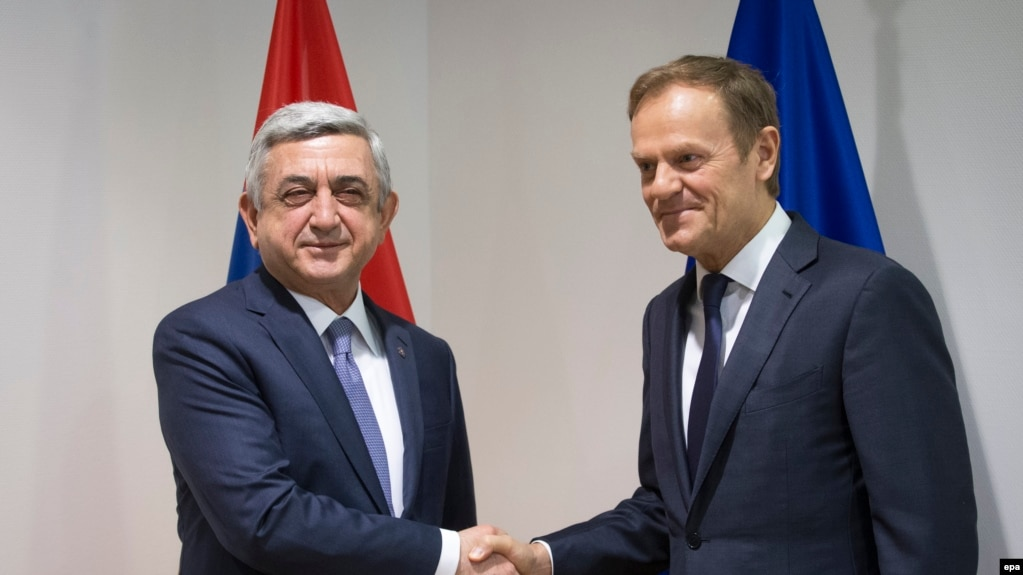 Armenia Reaches New Political Agreement With Eu