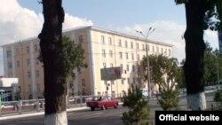 Тошкент ахборот технологиялари университети биноси