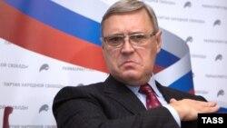 Lideri opozitar rus, Mikhail Kasjanov