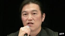 """""""İslam dövləti""""nin edam etdiyi yapon jurnalisti Kenji Goto, 2010"""