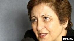 خانم عبادی که يکی از فعال ترين حقوقدانان ايرانی در زمينه «حمايت از حقوق کودکان» است و تاليفاتی نيز در اين زمينه داشته است.