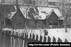 Дом у Вільні, дзе ў 1930-я гады жыў Максім Танк