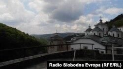 Манастирот Свети Јоаким Осоговски во Крива Паланка.