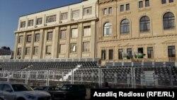 Ադրբեջան - Բաքվում պատրաստվում են «Ֆորմուլա 1»-ին