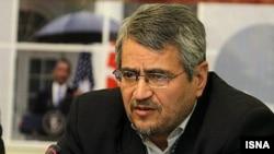 Новый посланник Ирана при ООН Голамали Хошро.
