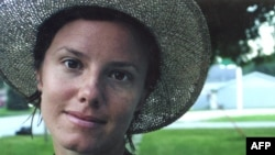 Sarah Shourd, one of three Americans being held in Iran