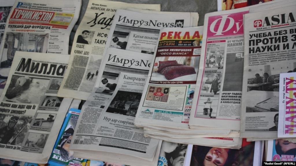 Газеты ени мусават, азадлыг и хюррият продолжают агитационную кампанию