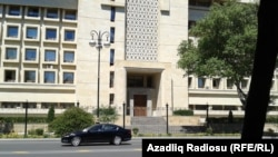 Azerbaijan -- The Ministry of National Security - 2013