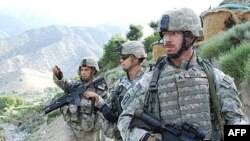 The U.S. plans to raise troops numbers in Afghanistan to 60,000