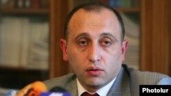 Бывший руководитель следственной группы по делу «1 марта» Ваагн Арутюнян