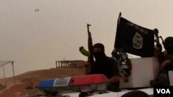 نیروهای داعش، عکس آرشیوی است