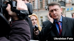 Mykola Melnychenko in Kyiv in March 2011 -- why has he come back, and why just ahead of the elections on October 28?
