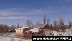 Дом семьи Алышбаевых.