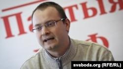 Алесь Міхалевіч, фота 2011 году