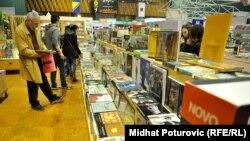 Sajam knjiga u Sarajevu, fotogalerija Midhata Poturovića