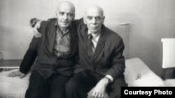 Алексей Костерин и Халид Ошаев