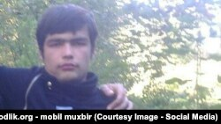 Украинада бедарак кетган фарғоналик Алимардон Раҳматов.