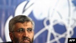 Iran's chief nuclear negotiator, Said Jalili, wrote to Ashton on July 6 calling for an unconditional resumption of talks.
