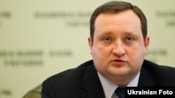 Сергій Арбузов, виконувач обов'язків прем'єр-міністра України