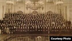 Фото с 22 Съезда КПСС