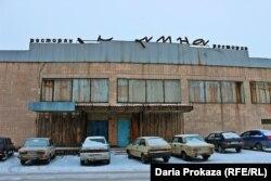 Колишній ресторан «Україна»