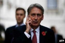 Филип Хэммонд – новый министр финансов Великобритании