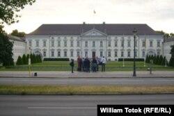 Palatul Bellevue la Berlin