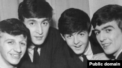 The Beatles in1962