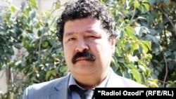 Шокирҷон Ҳакимов - доктори илмҳои ҳуқуқшиносӣ