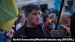 Ուկրաինայում հարգում են Եվրամայդանի զոհերի հիշատալը, 2-ը մայիսի, 2016թ.