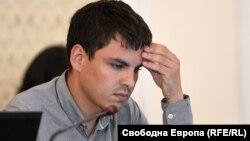 Журналистът Росен Босев