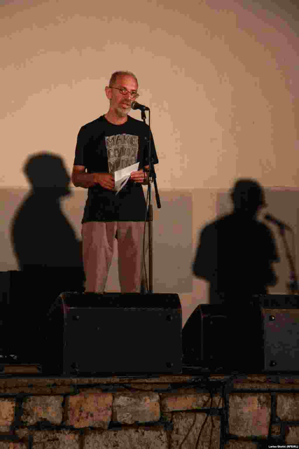 Umetnički direktor festivala Veton Nurkolari